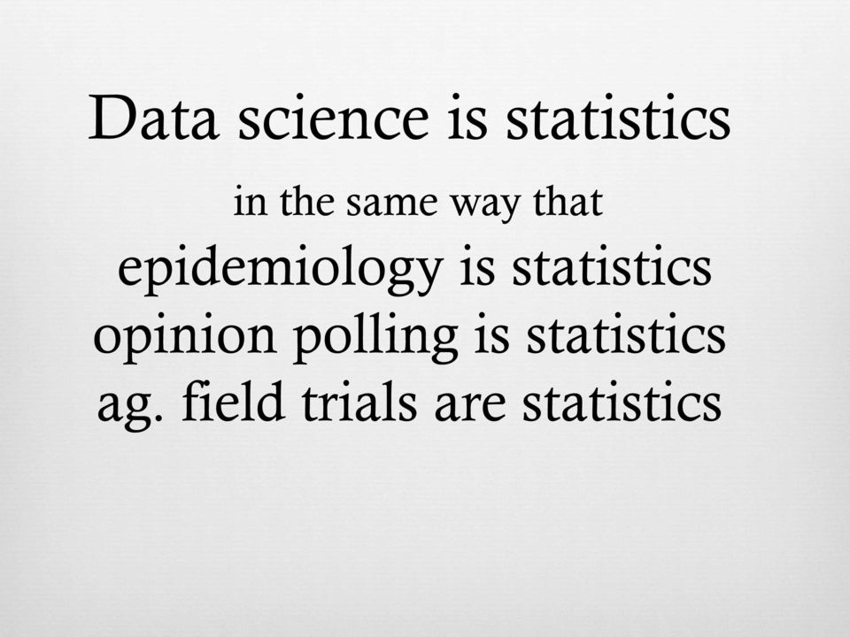 statistics opinion polling is