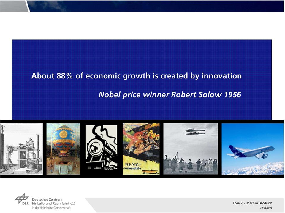 Nobel price winner Robert