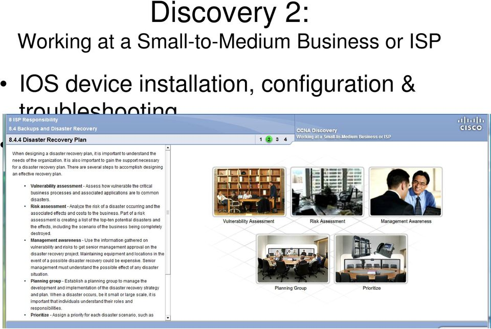 device installation, configuration &