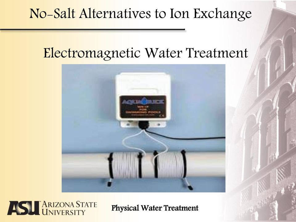 Electromagnetic Water