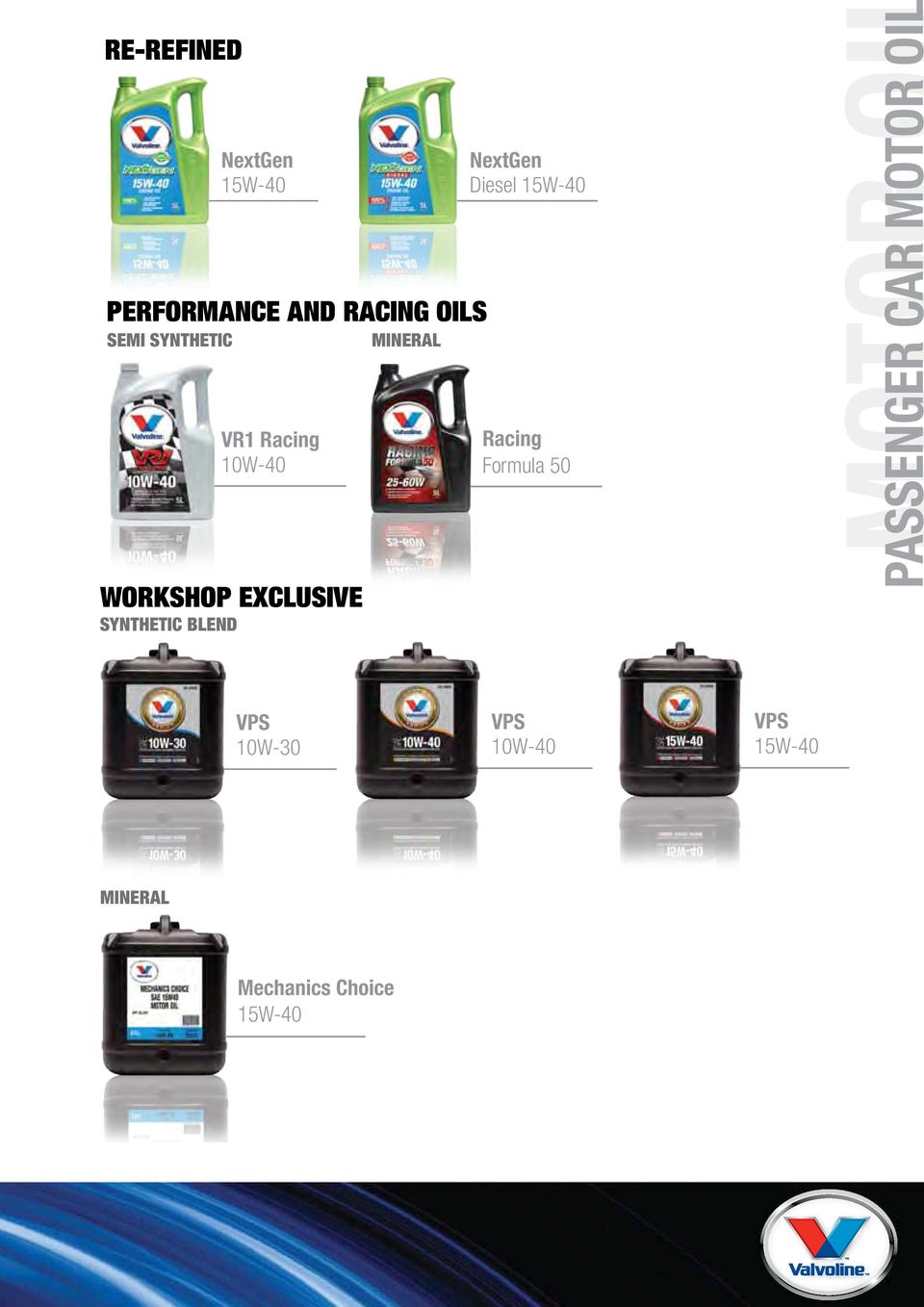 Product catalogue 2015 16 pdf for What is ow 20 motor oil