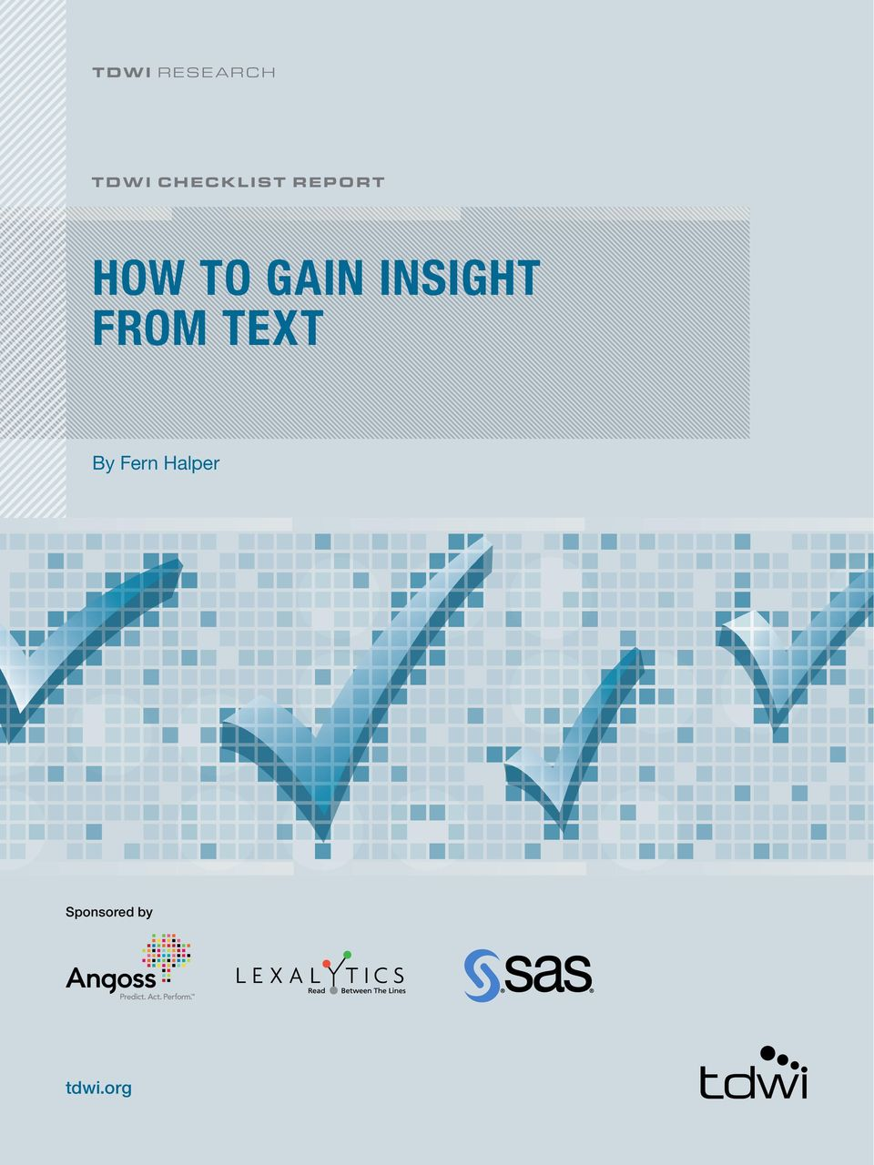gain insight from text By