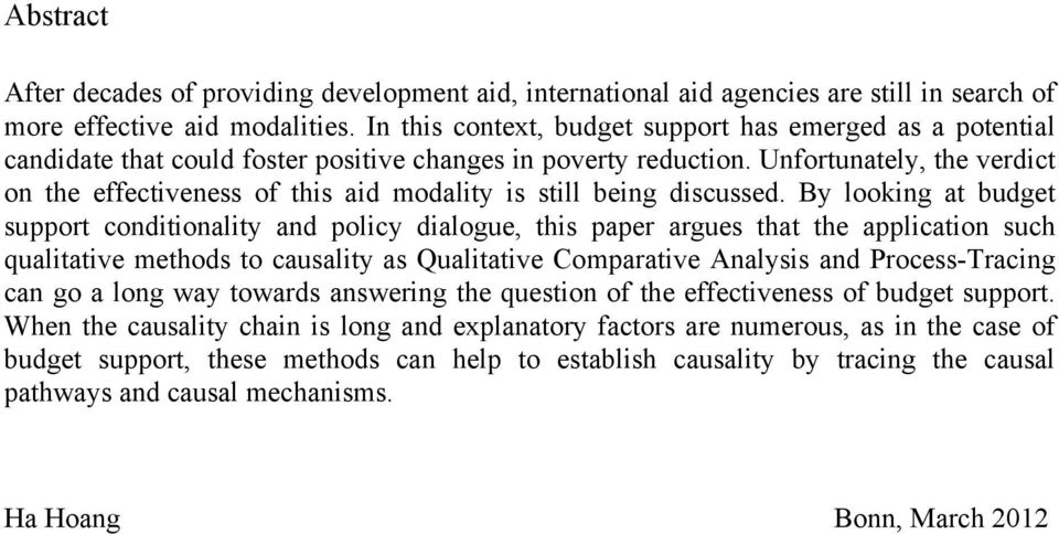 Unfortunately, the verdict on the effectiveness of this aid modality is still being discussed.
