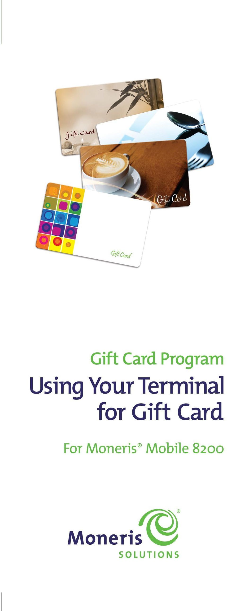 Terminal for Gift