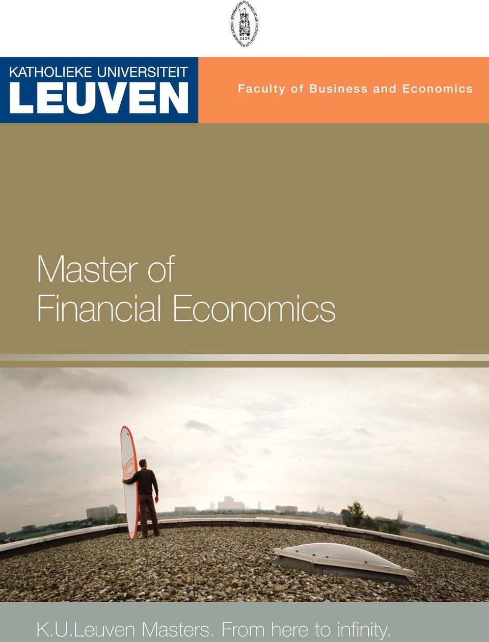 Financial Economics K.U.