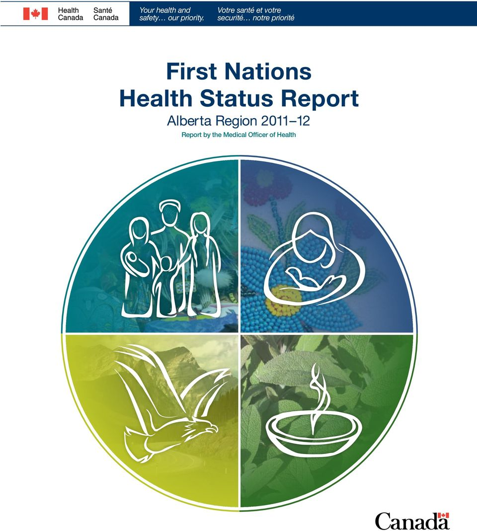 First Nations Health Status Report Alberta