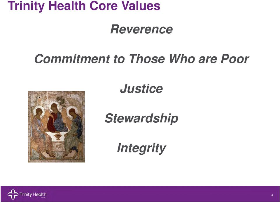 are Poor Justice Stewardship