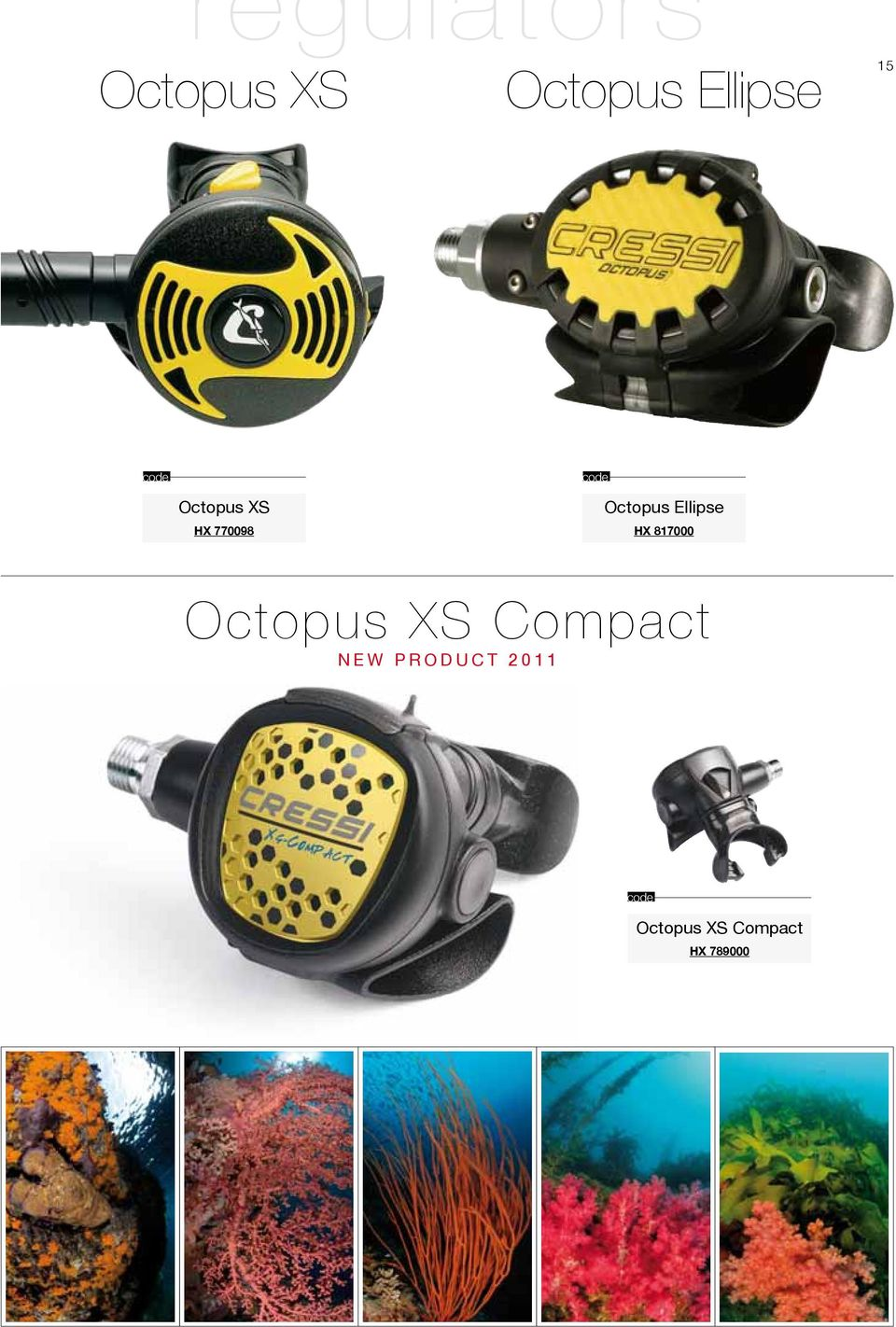 Ellipse HX 817000 Octopus XS Compact NEW