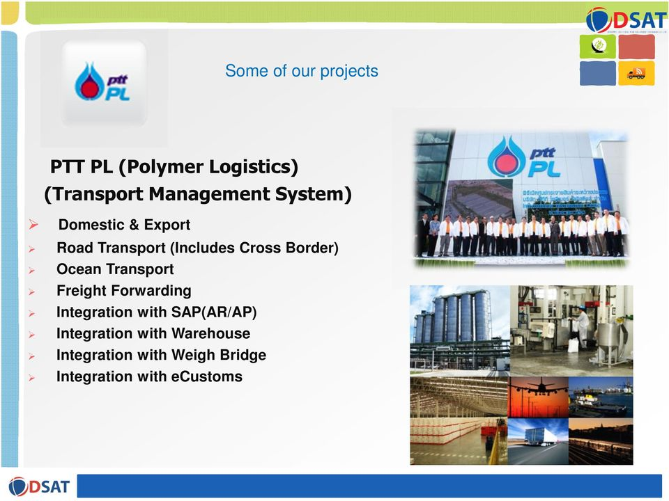 Ocean Transport Freight Forwarding Integration with SAP(AR/AP)