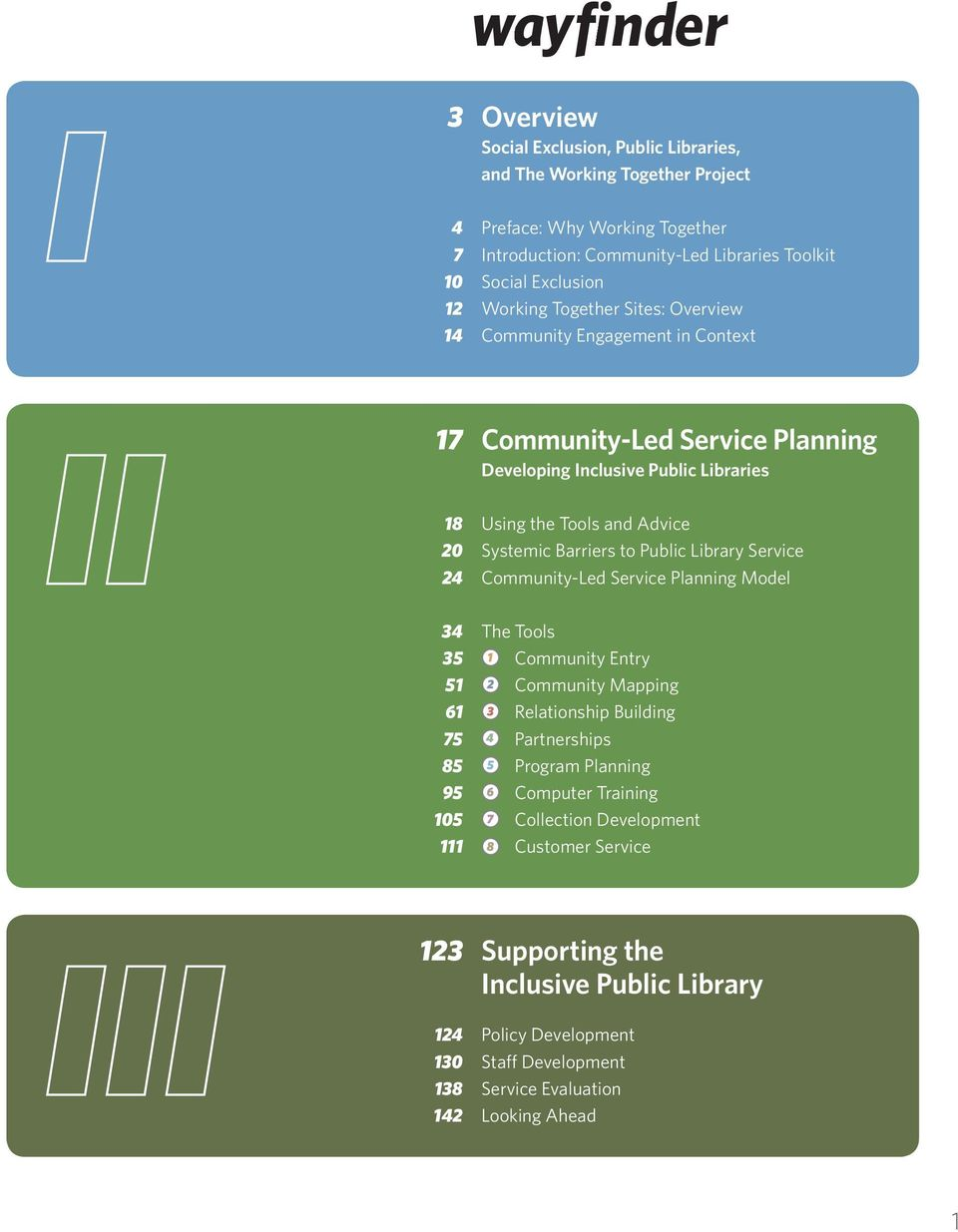 the Tools and Advice Systemic Barriers to Public Library Service Community-Led Service Planning Model The Tools Community Entry Community Mapping Relationship Building Partnerships Program