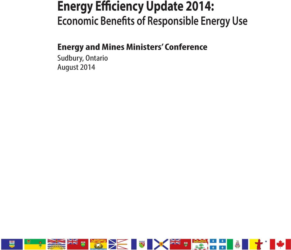 Energy Use Energy and Mines