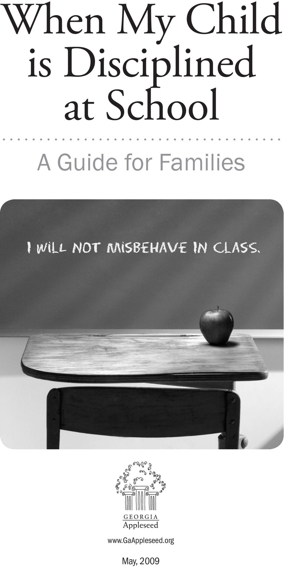A Guide for Families