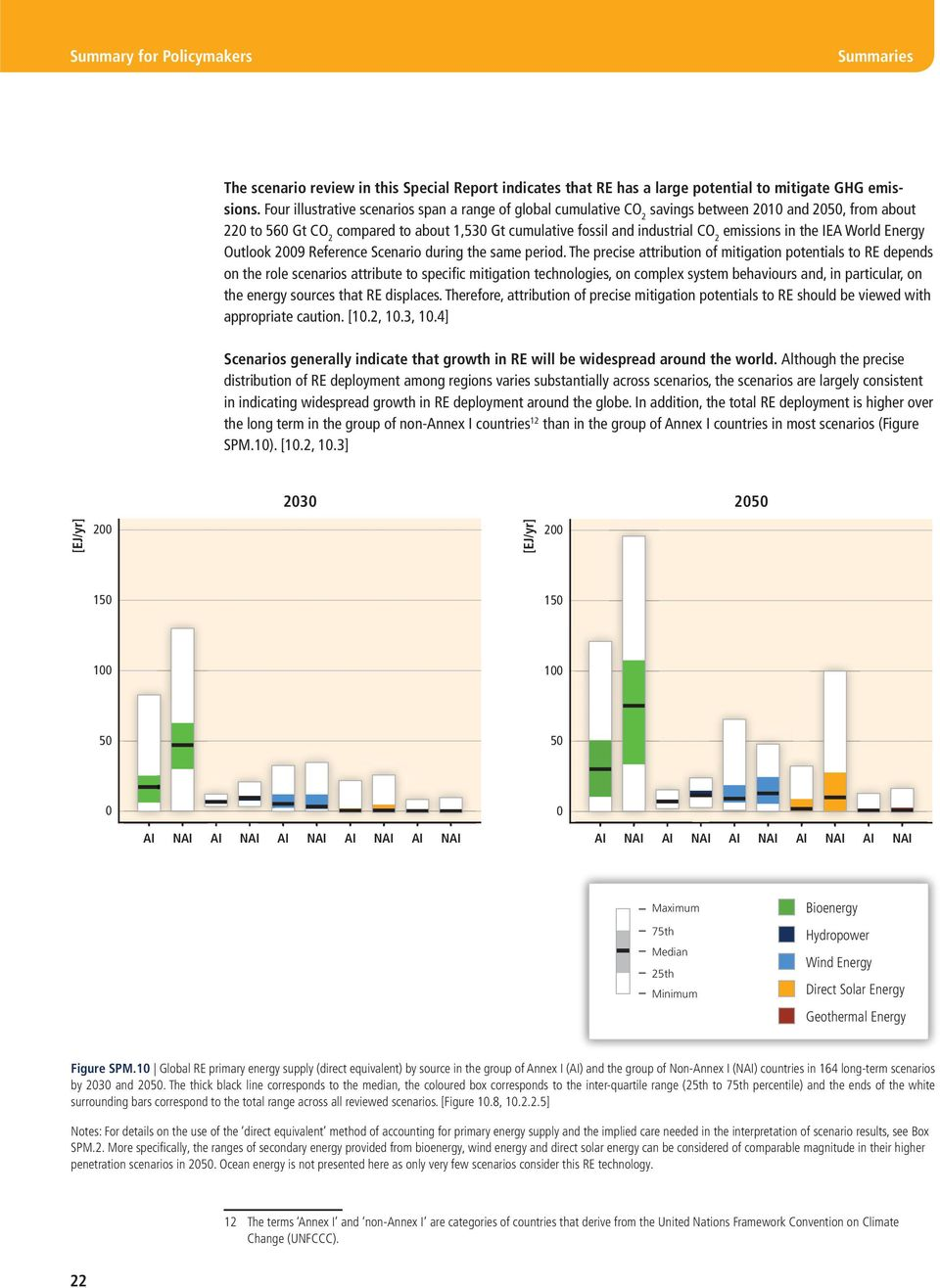 the IEA World Energy Outlook 29 Reference Scenario during the same period.