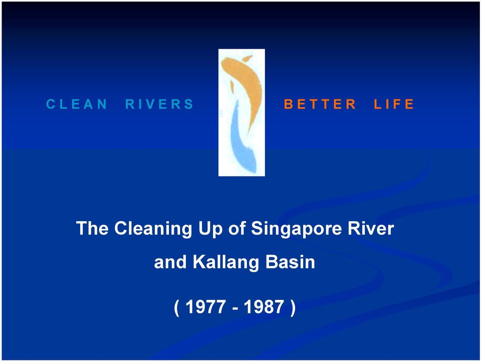 Cleaning Up of Singapore