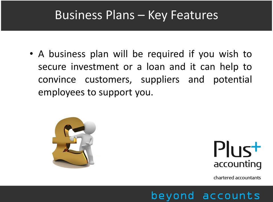 investment or a loan and it can help to