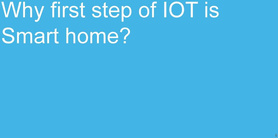 IOT is