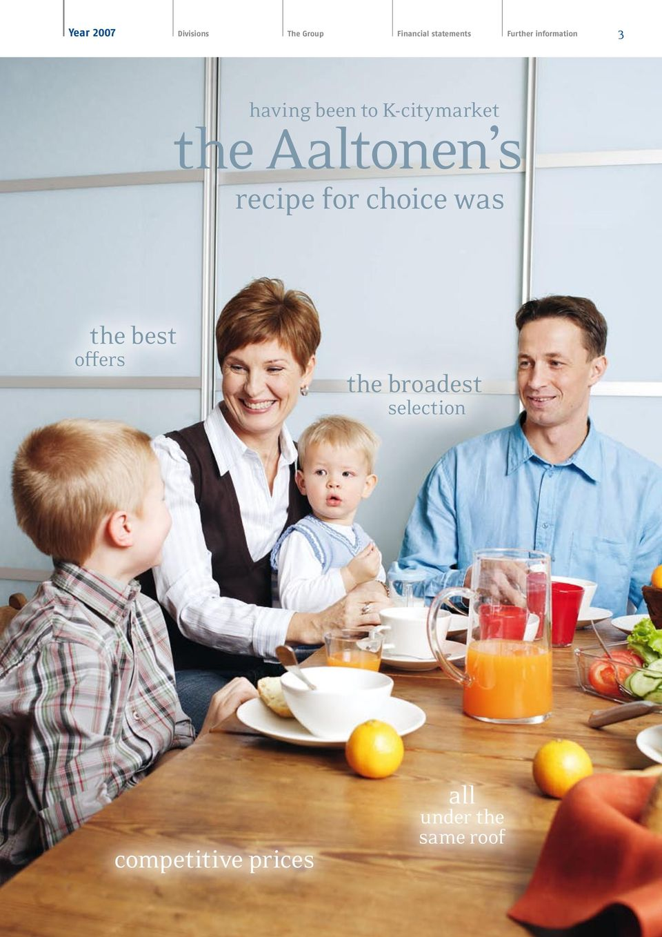 Aaltonen s recipe for choice was the best offers the
