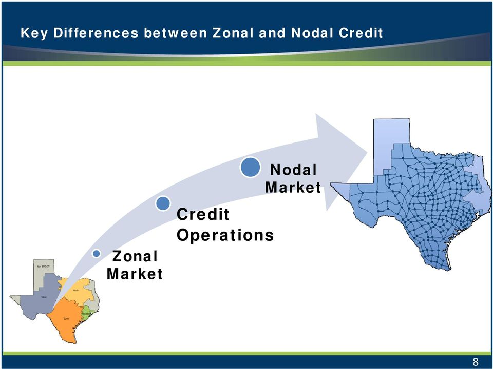 Differences between Zonal and