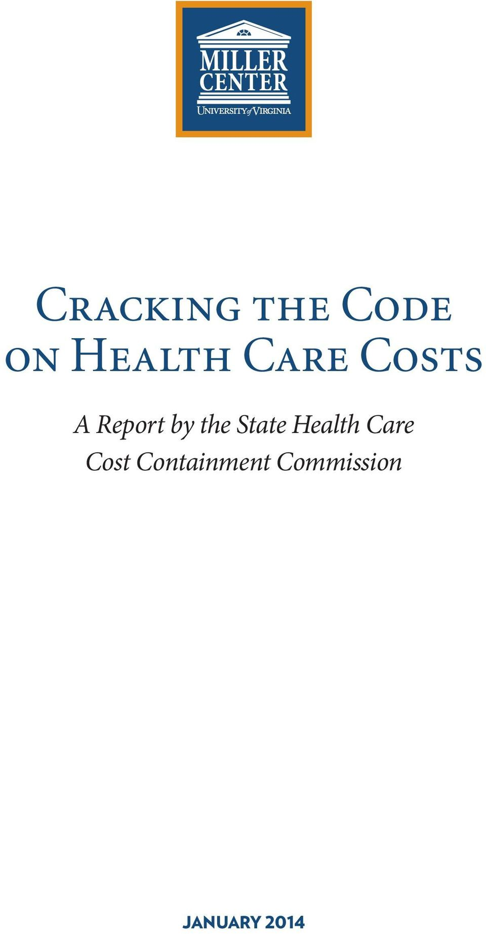 State Health Care Cost
