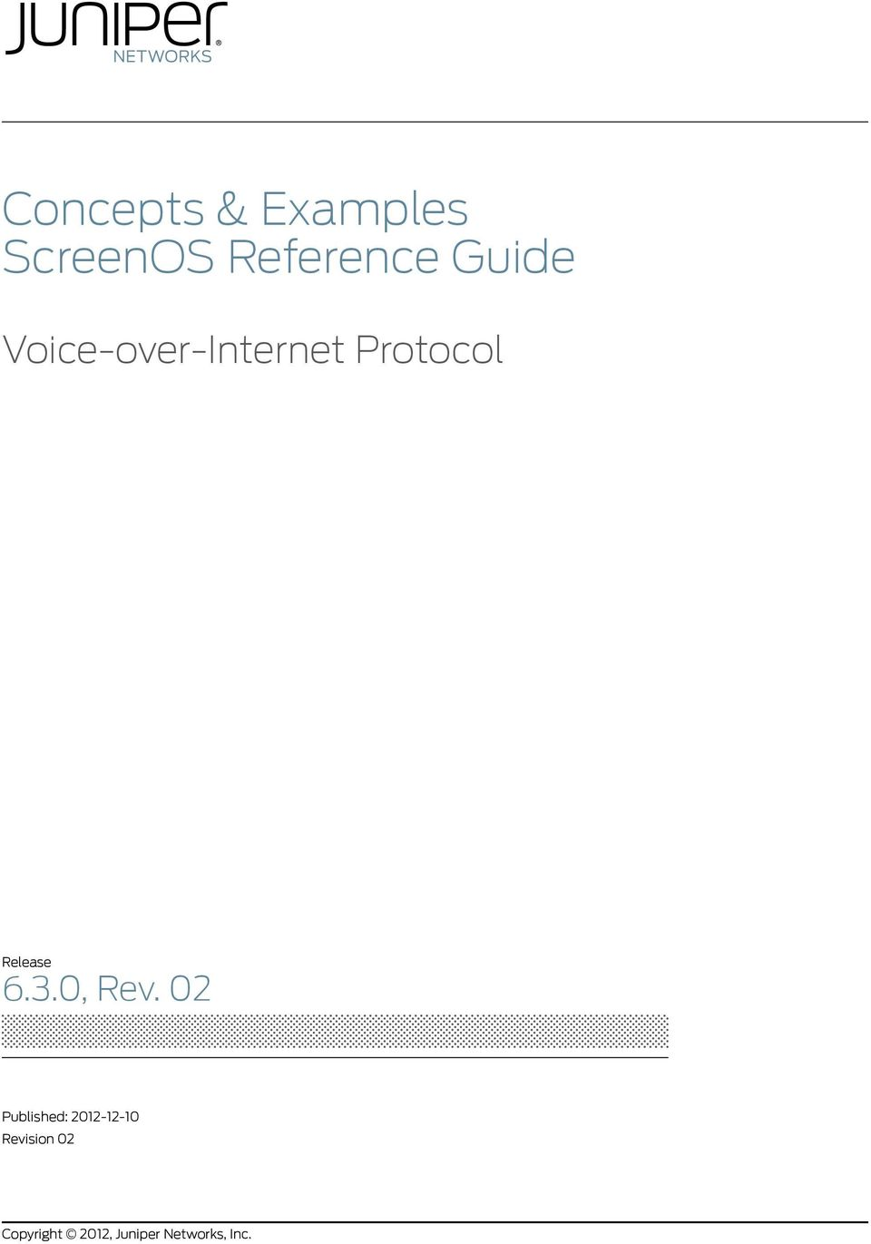 Voice-over-Internet Protocol