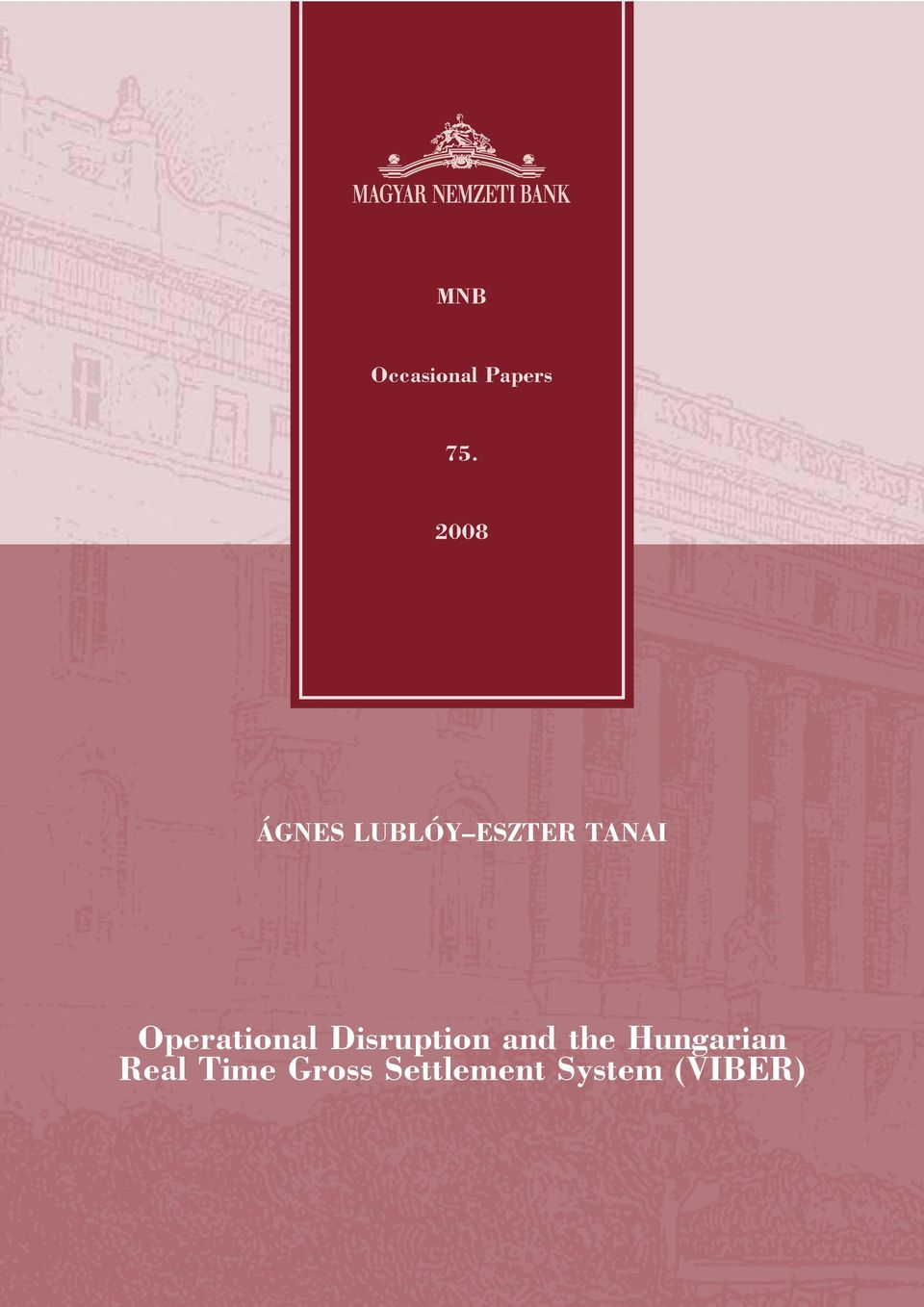 Operational Disruption and the