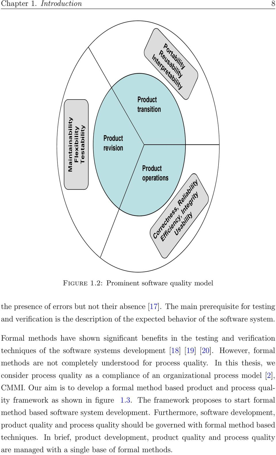 Formal methods have shown significant benefits in the testing and verification techniques of the software systems development [18] [19] [20].