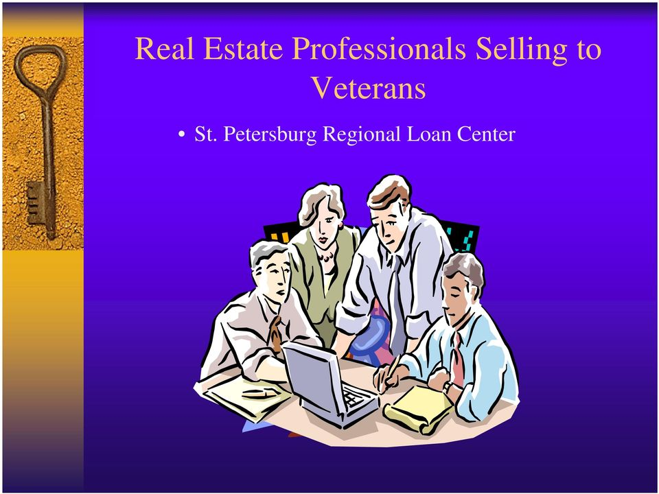Selling to Veterans