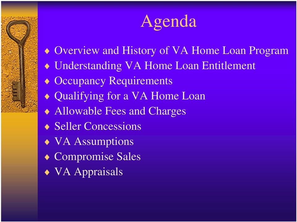 Requirements Qualifying for a VA Home Loan Allowable Fees