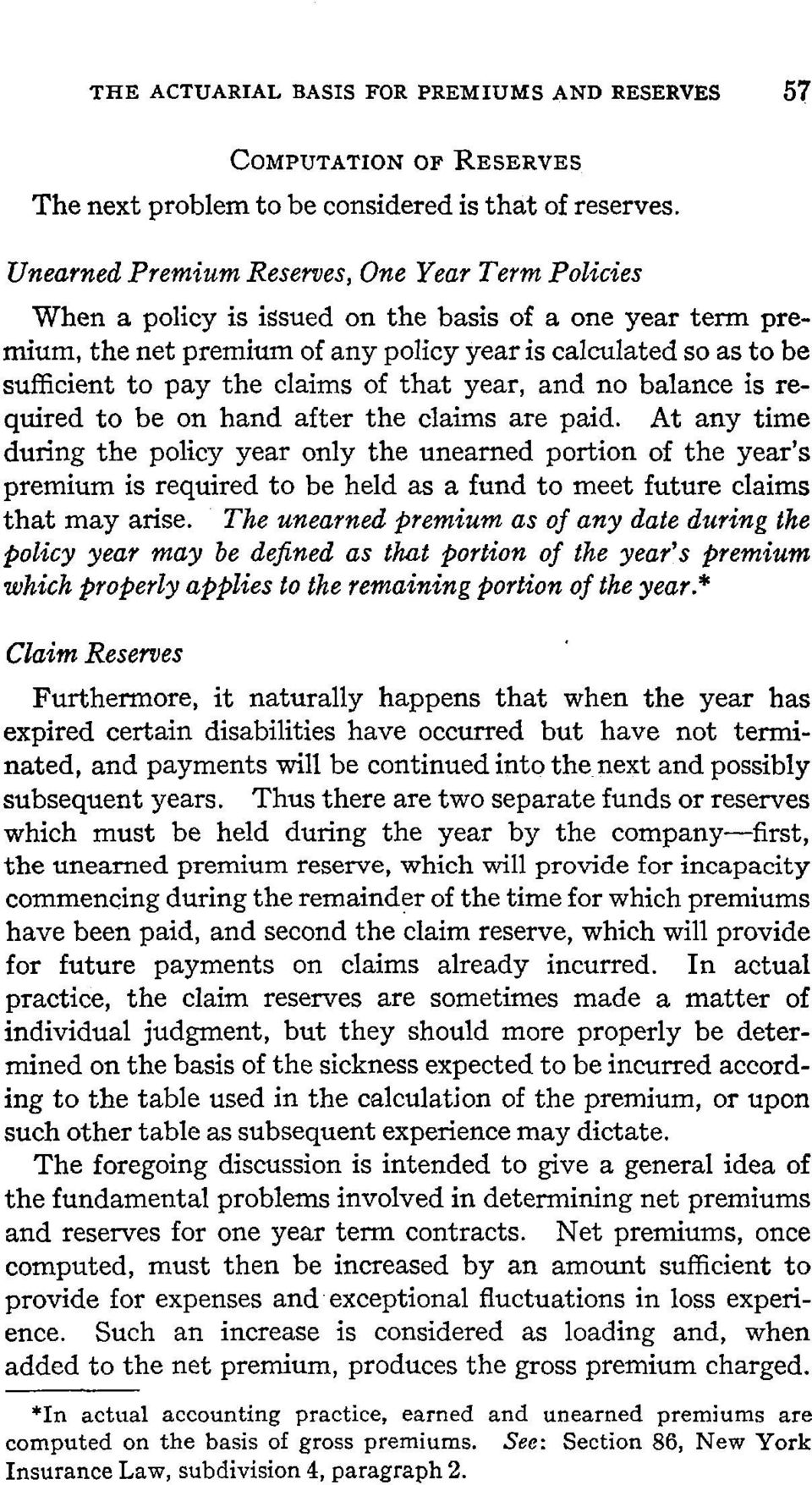 claims of that year, and no balance is required to be on hand after the claims are paid.