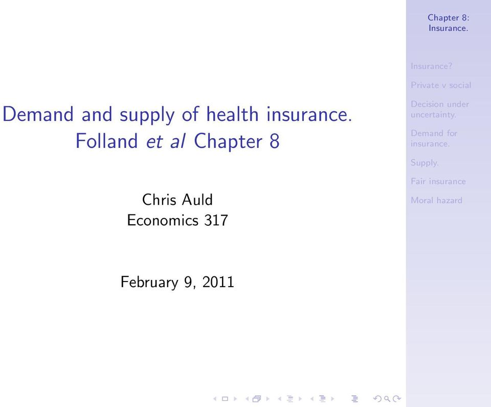 Chapter 8 Chris Auld
