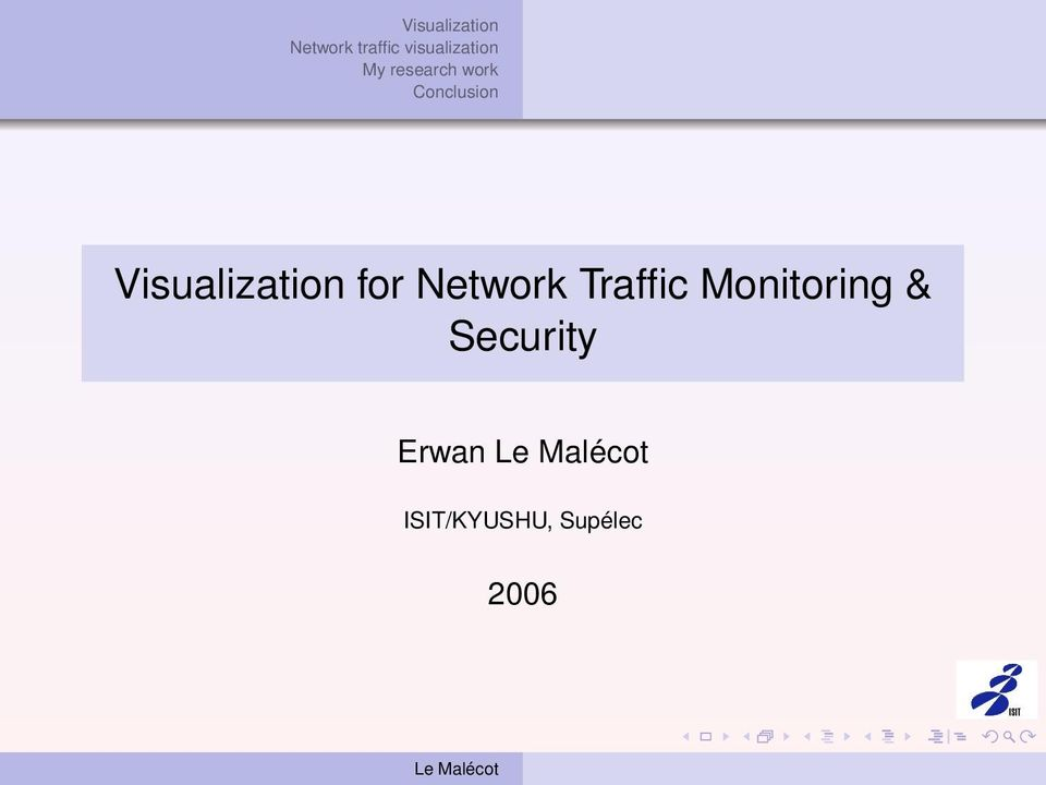 Monitoring & Security