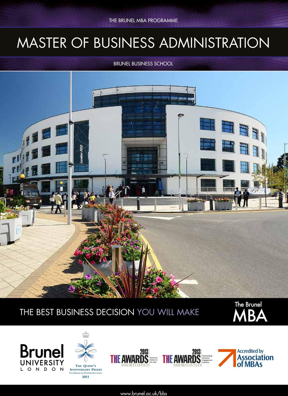 ADMINISTRATION BRUNEL BUSINESS