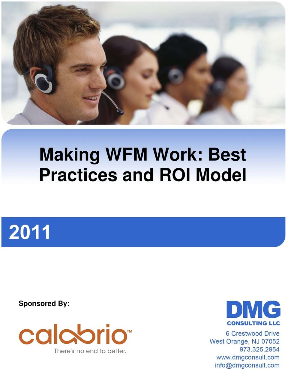WFM Work: Best Practices and ROI Model