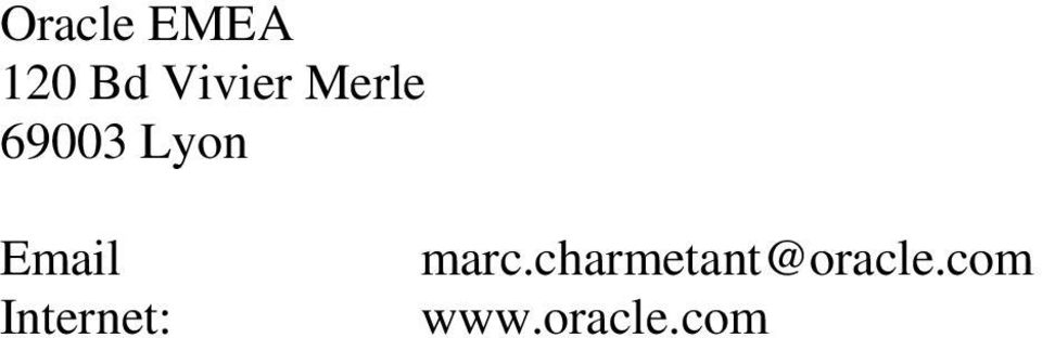 Email Internet: marc.