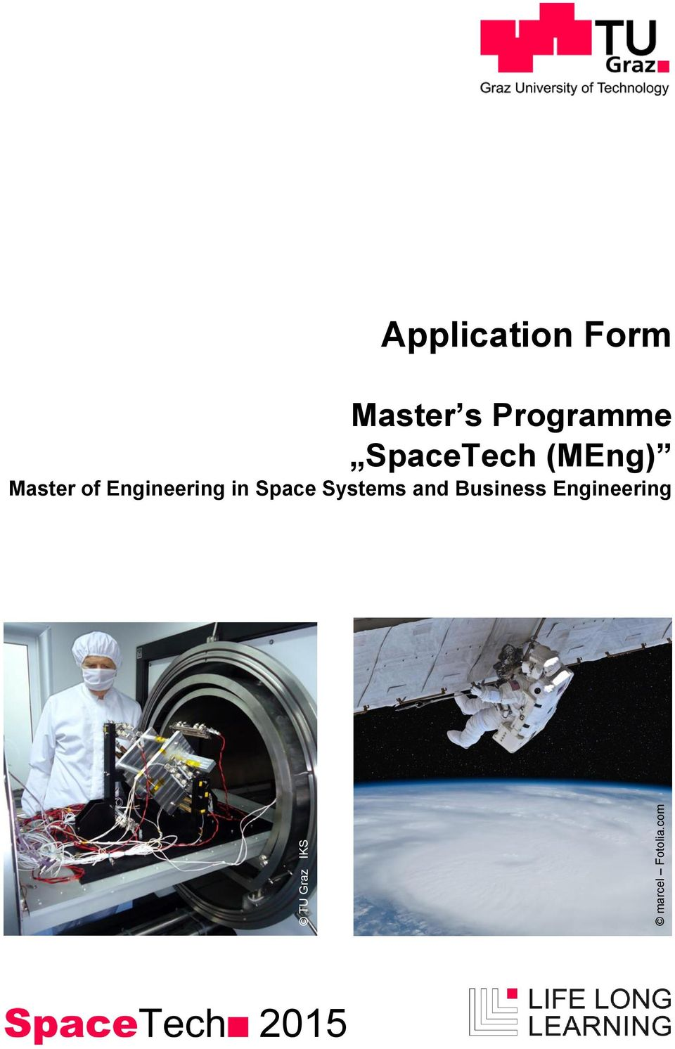 Space Systems and Business Engineering TU