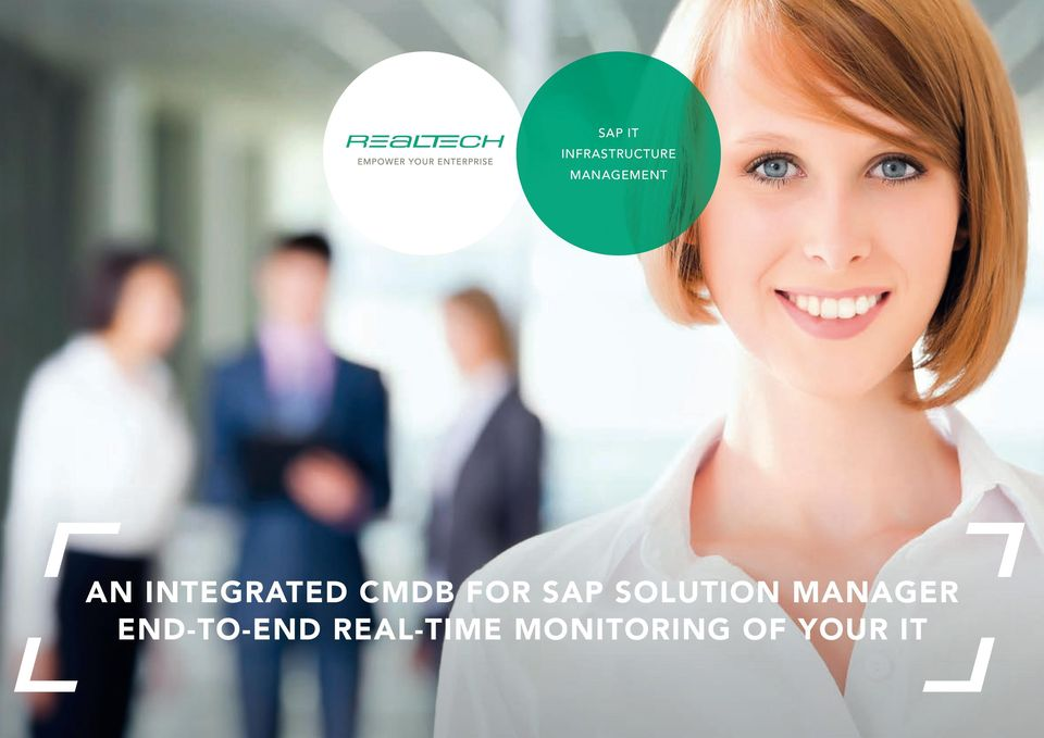 FOR SAP SOLUTION MANAGER