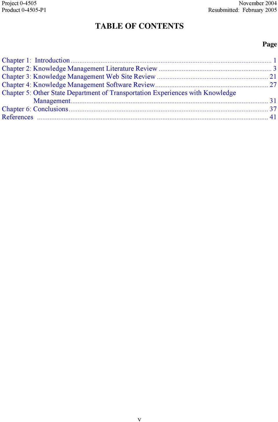 .. 3 Chapter 3: Knowledge Management Web Site Review.