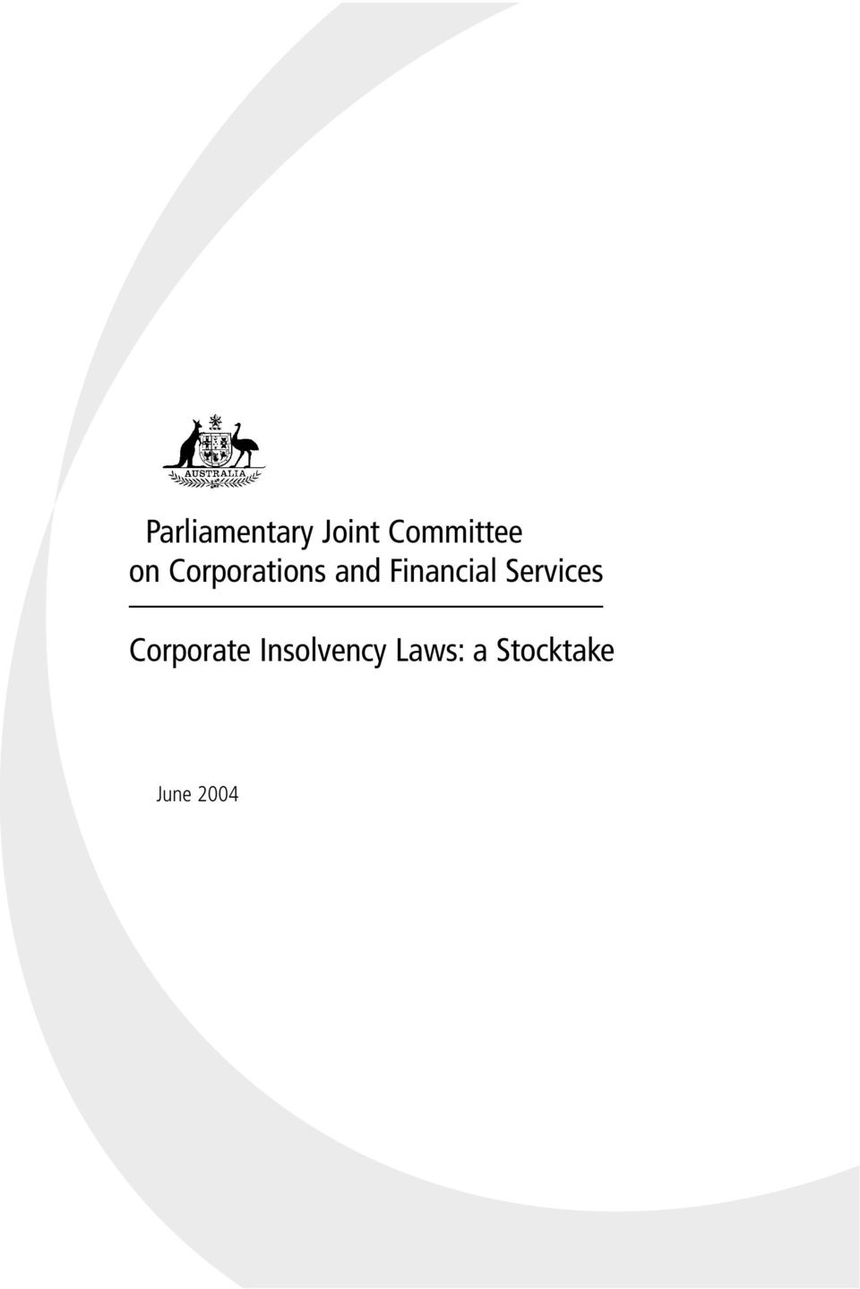 Services Corporate Insolvency