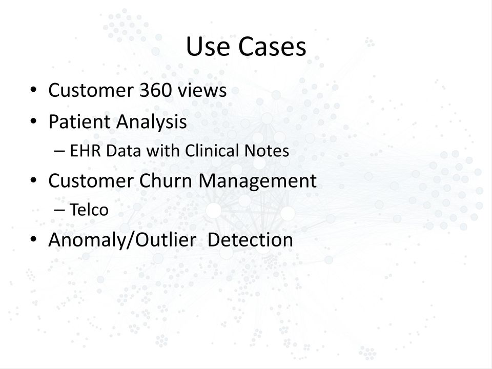 Clinical Notes Customer Churn
