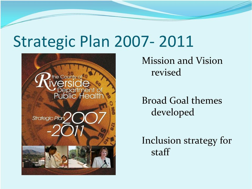 Broad Goal themes