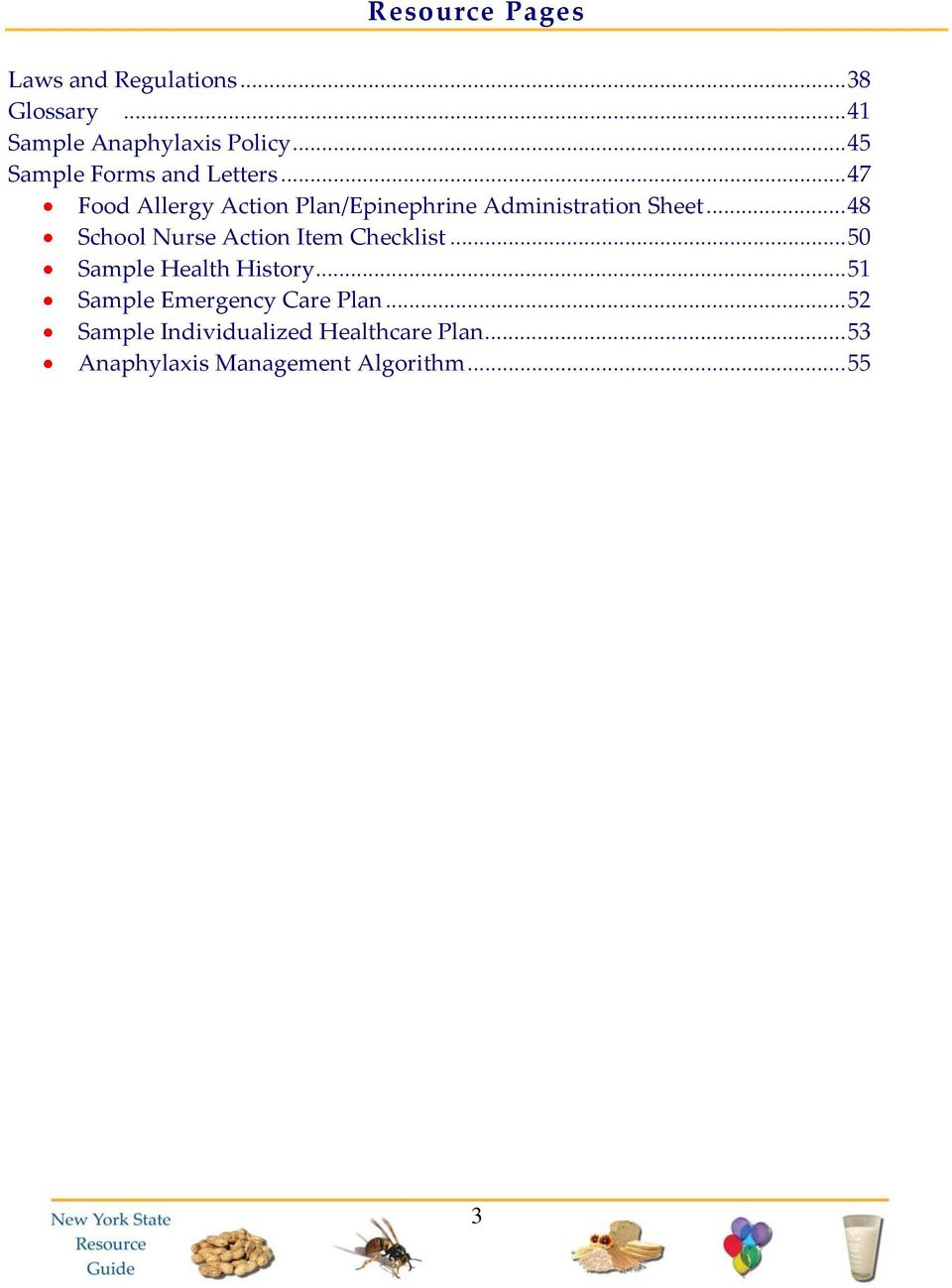 ..47 Food Allergy Action Plan/Epinephrine Administration Sheet.