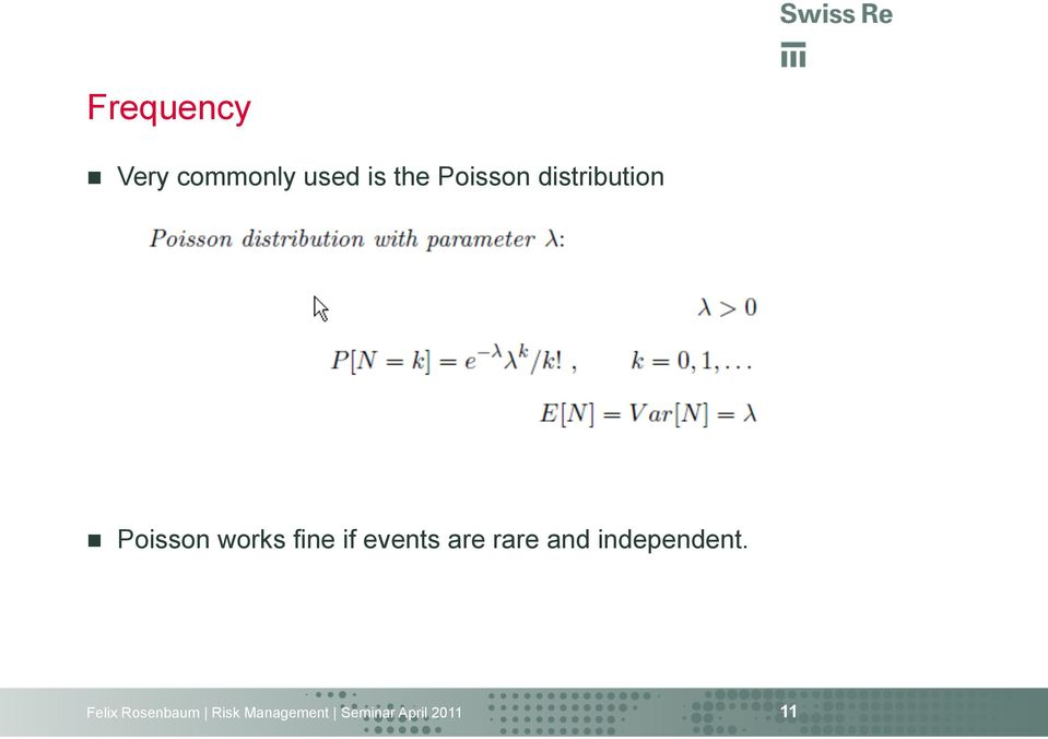 distribution n Poisson works