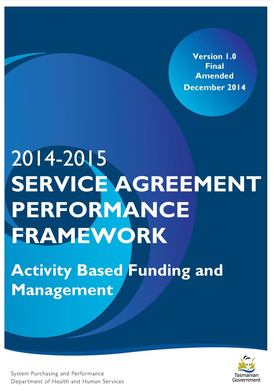 2014-2015 SERVICE AGREEMENT