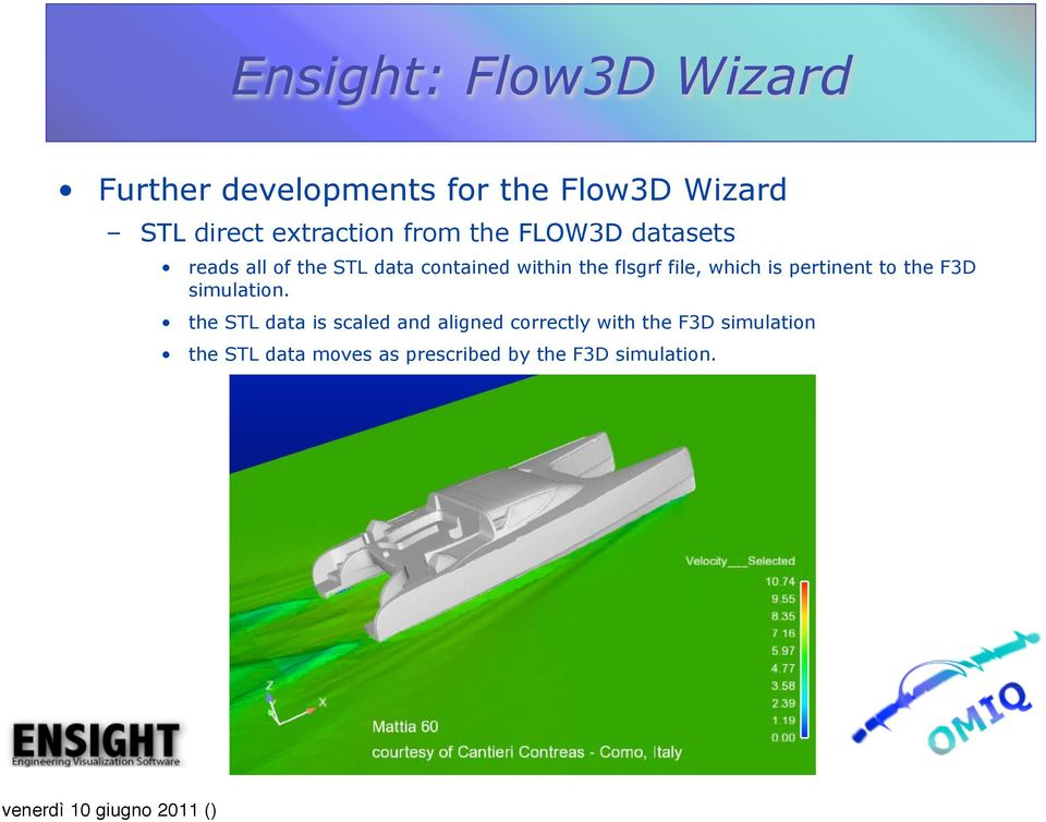 flsgrf file, which is pertinent to the F3D simulation.