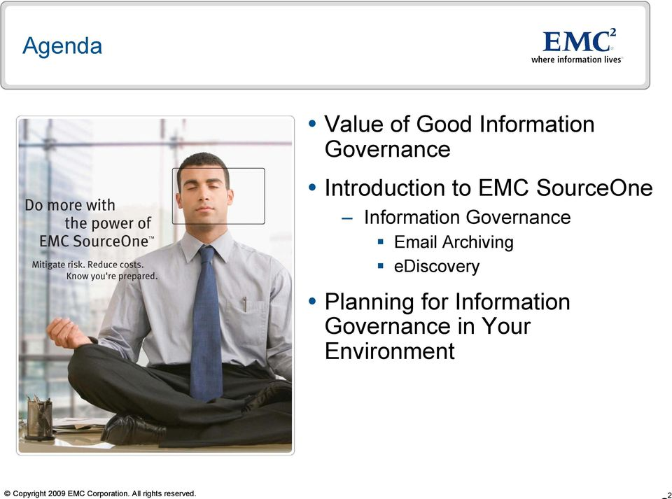 Governance Email Archiving ediscovery