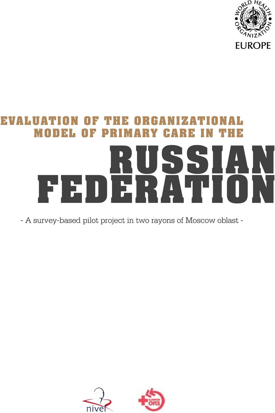 russian federation - A survey-based
