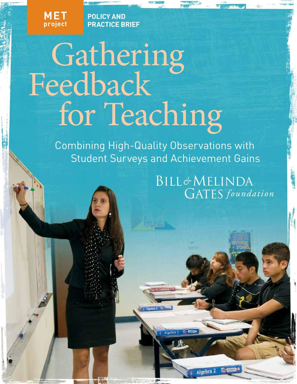 Teaching Combining High-Quality