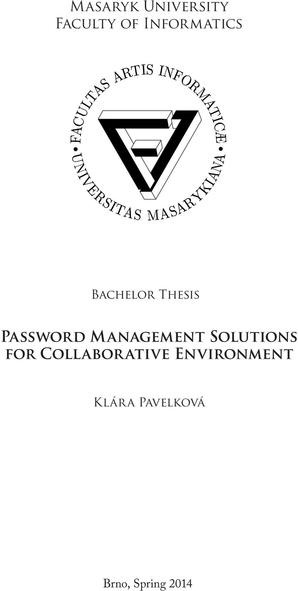 Management Solutions for Collabor