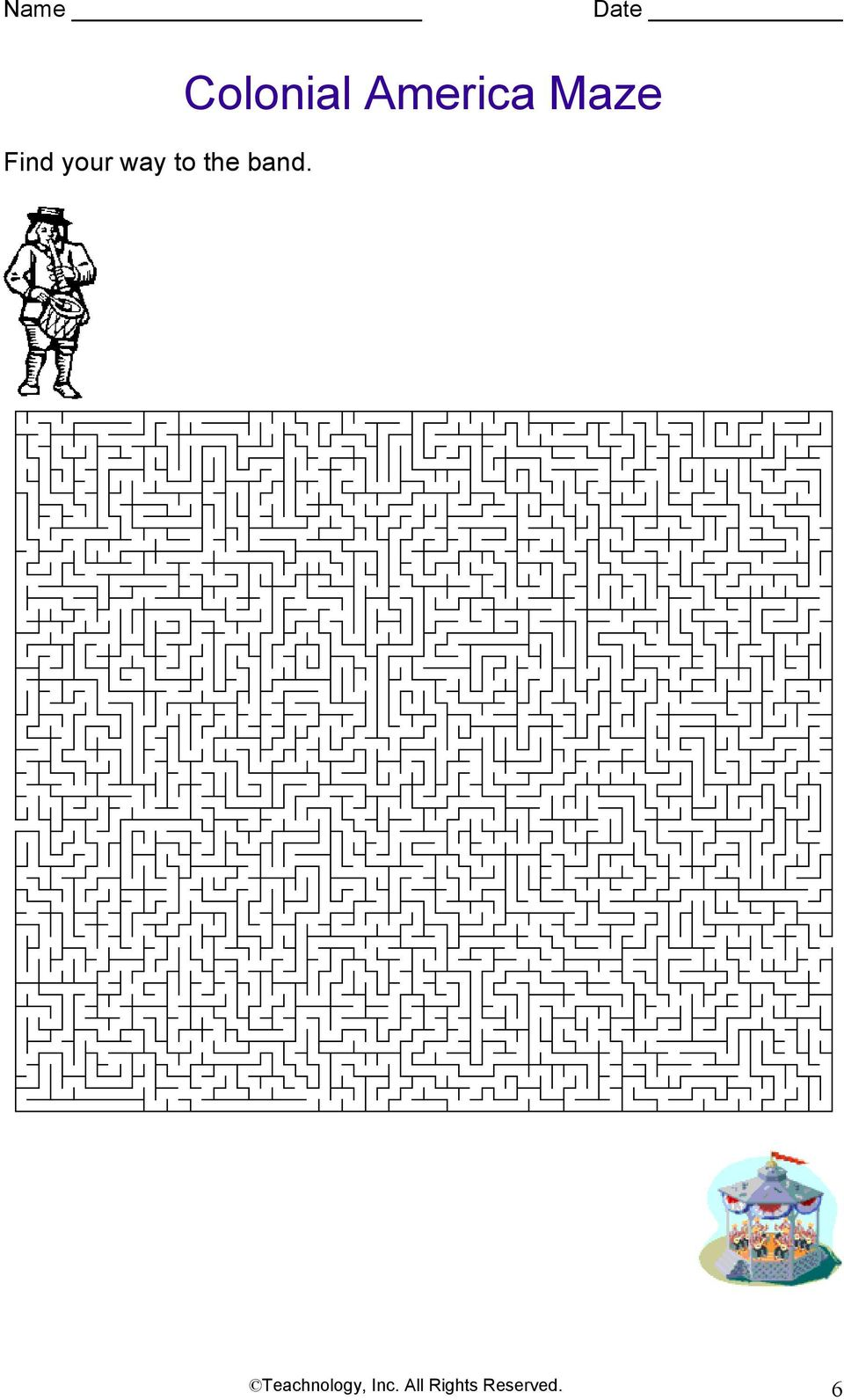 Maze Teachnology, Inc.