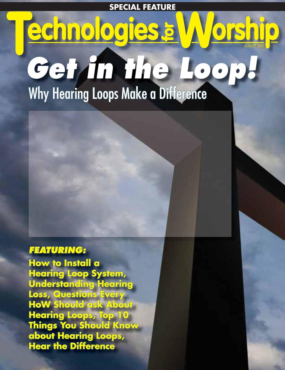 Hearing Loop System, Understanding Hearing Loss, Questions Every